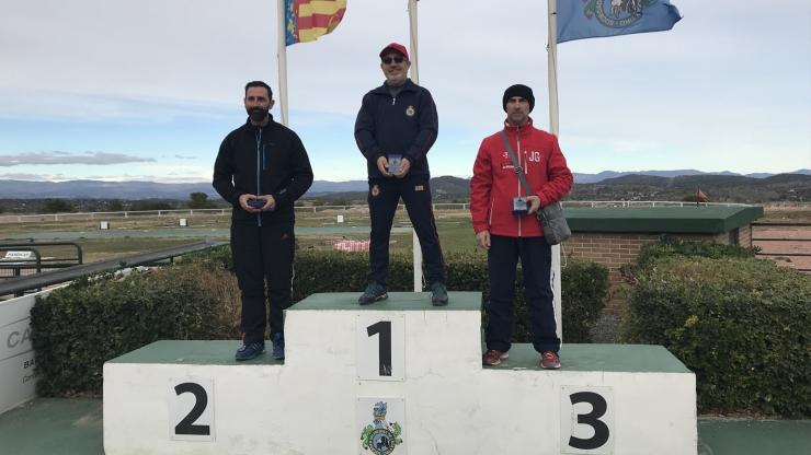 1ª Tirada Foso Olímpico 2018 en Cheste (Valencia)