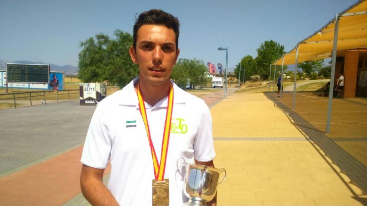 Campeonato  de España Absoluto F.O. JUNIORS en Las Gabias (Granada)
