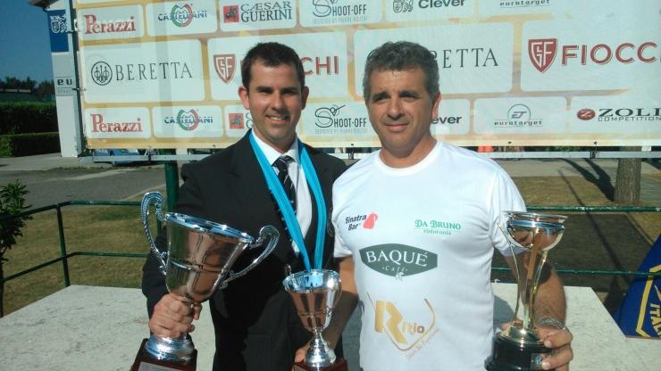 45th Campeonato de Europa Foso Universal en Lonato (Italia)