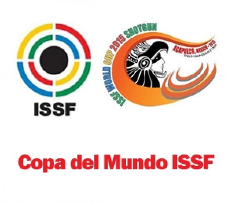Copa del Mundo ISSF en Acapulco