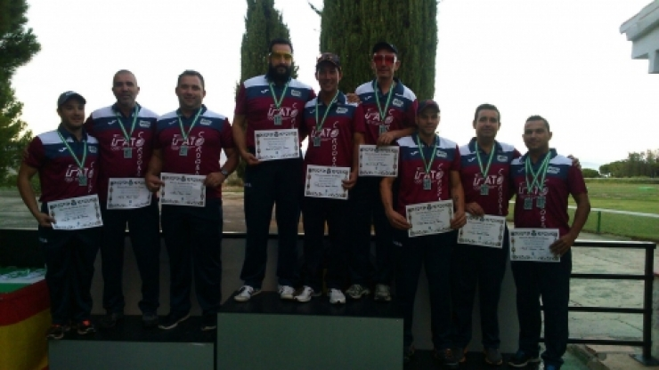 Campeonato de Andalucía Equipos Provinciales Foso Universal