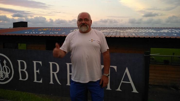Gran Premio Internacional ADTP F.U. – Copa SOLO TIRO en Irún (Guipúzcoa)