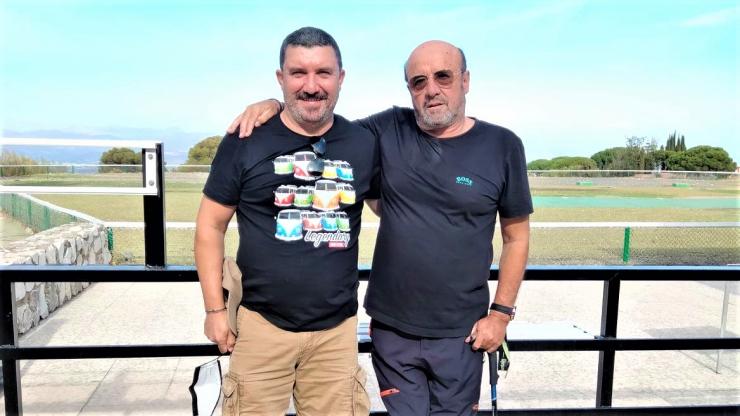 Gran Tirada al Plato Foso Olímpico en Alhaurín de la Torre (Málaga)